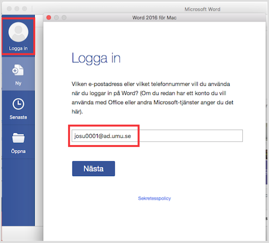 How do I download and install Office365? – Manual