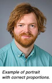 Portrait on Jonas Lidström