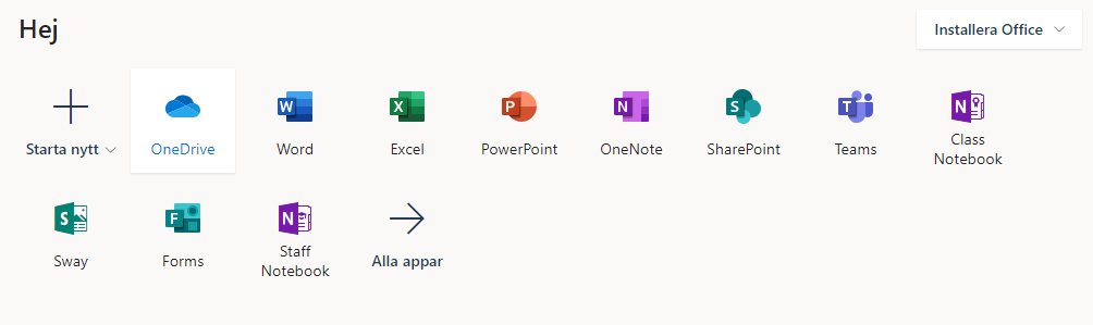 Office 365 vy