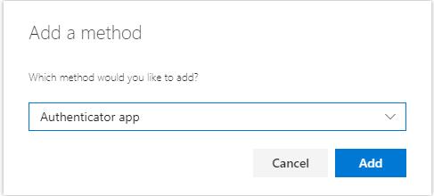 Add method Authenticator